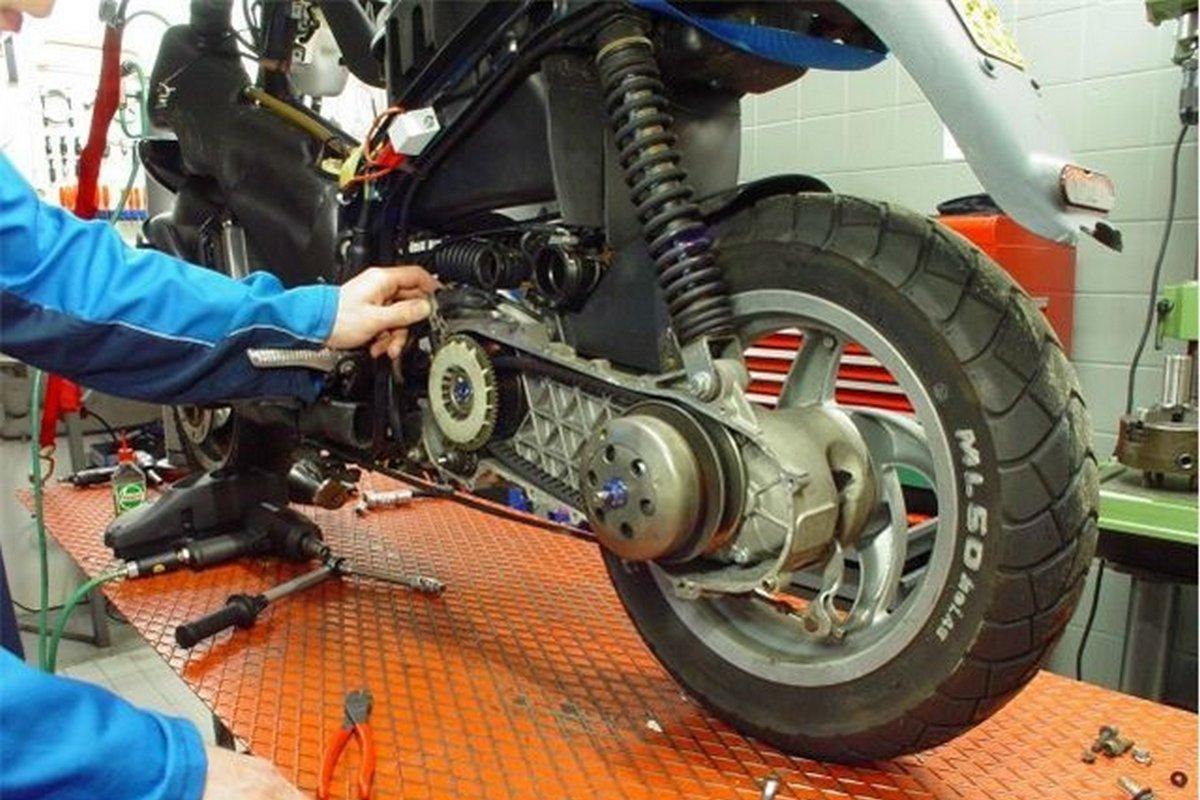 Ремонт авто-мототехники