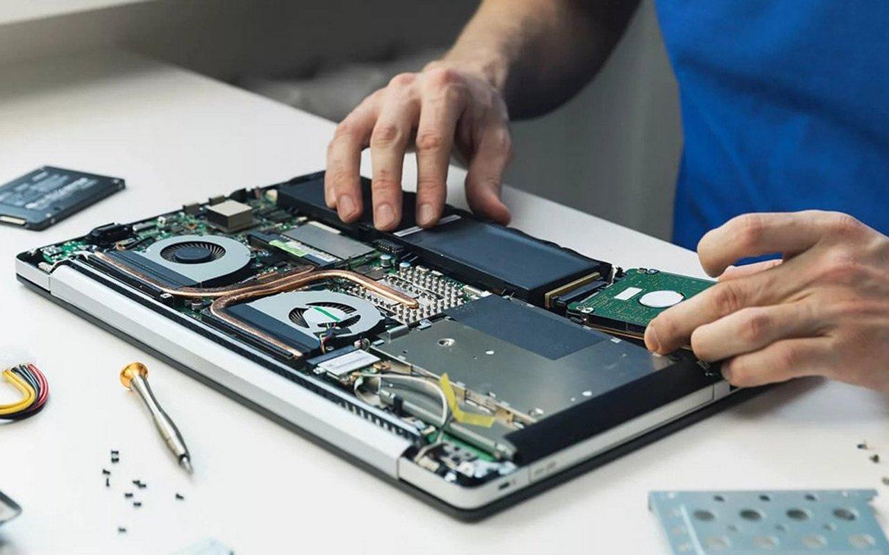 Ремонт смартфонов, ноутбуков, компьютеров